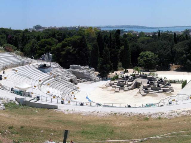 Teatro romani di Siracusa