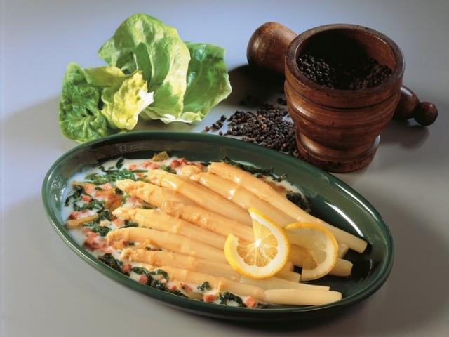 asparago bianco di Cimadolmo