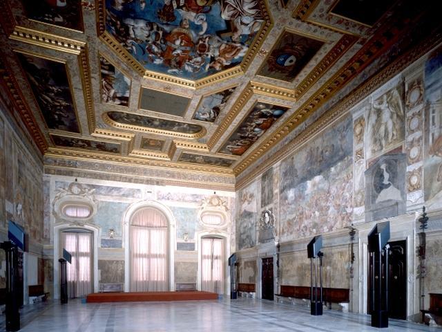 Castello di Udine - interno