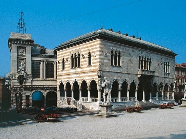 Piazza Libertà, Loggia del Lionello - Udine