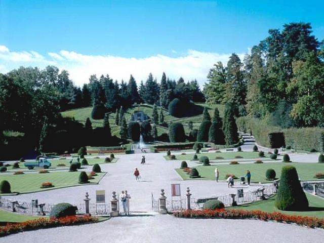 Giardini del Palazzo Estense - Varese