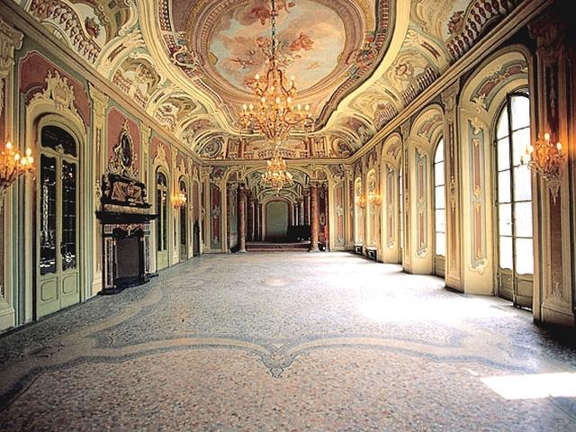 Salone d'onore del Palazzo Estense