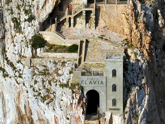 Miniera Porto Flavia