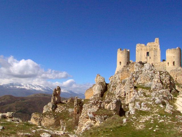 Rocca Calascio - L'Aquila