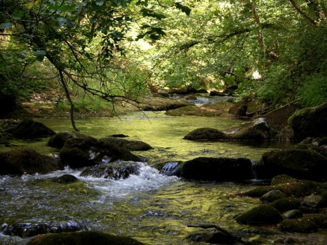 Valle delle Cento Cascate