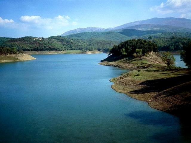 Val d'Agri - Lago Pietra del Pertusillo