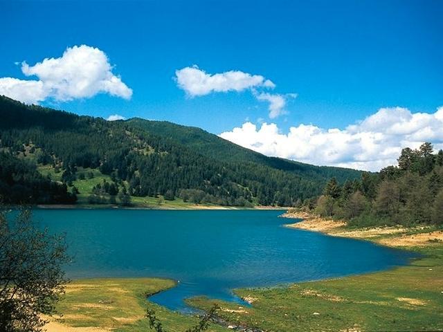 Lago Ampollino - Parco Nazionale del Pollino