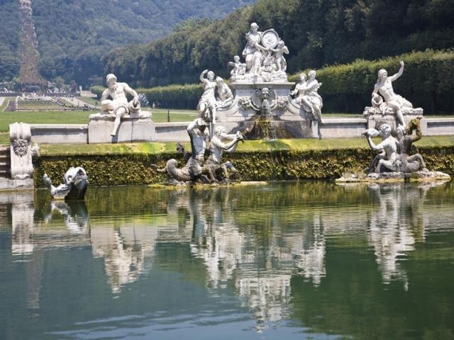 Giardini della Reggia di Caserta