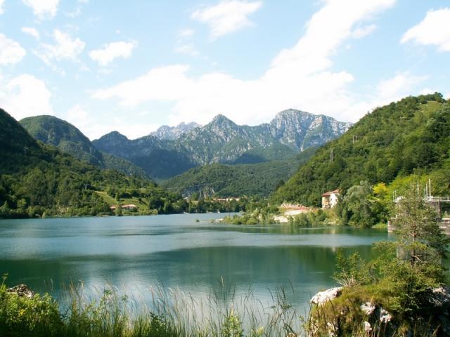 Lago di Barcis - Pordenone
