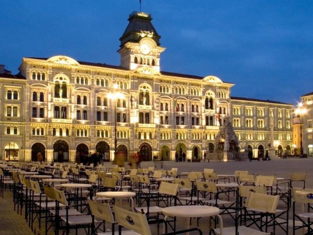 Piazza dell'Unità d'Italia - Trieste