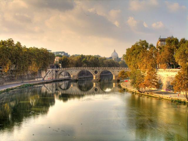 Tevere - Roma