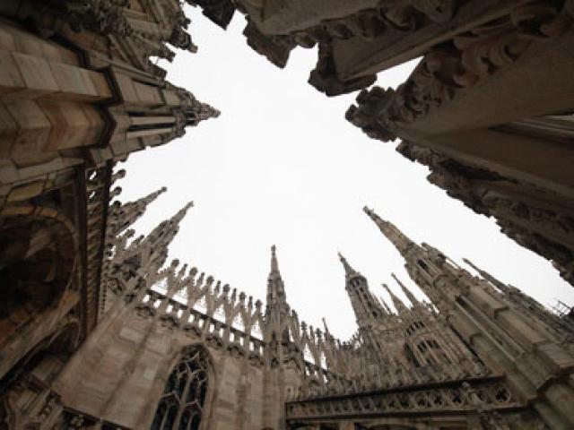 Scorcio del Duomo - Milano