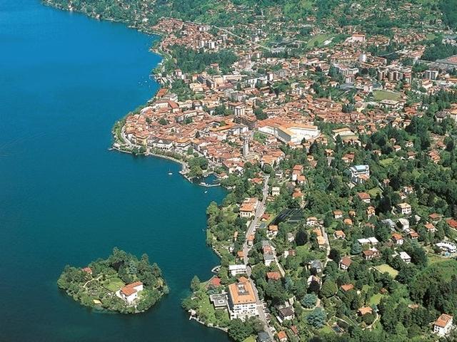 Pallanza (Verbania) e Isola di San Giovanni - Lago Maggiore