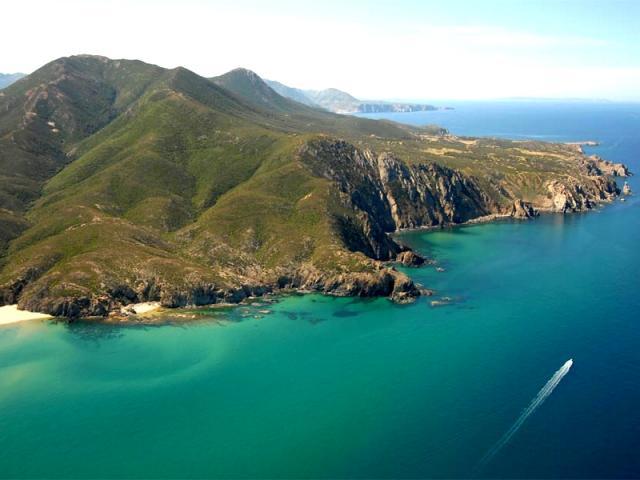 Costa Verde - Capo Pecora
