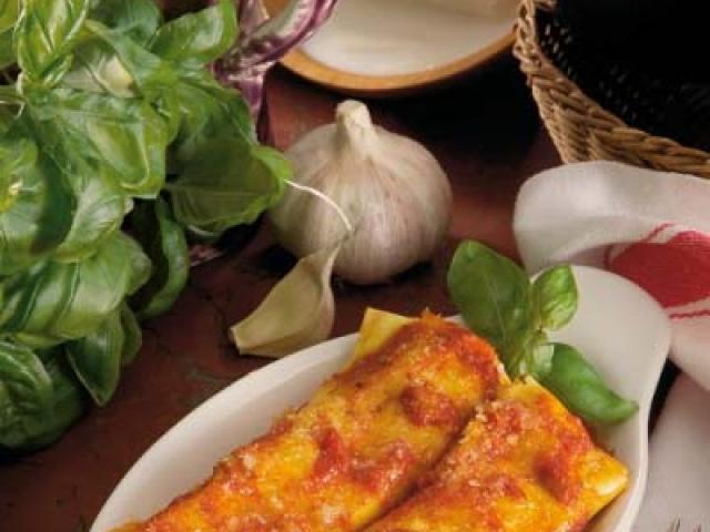 Cannelloni di Melanzane e Ricotta