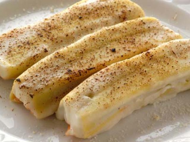Cannelloni di baccalà