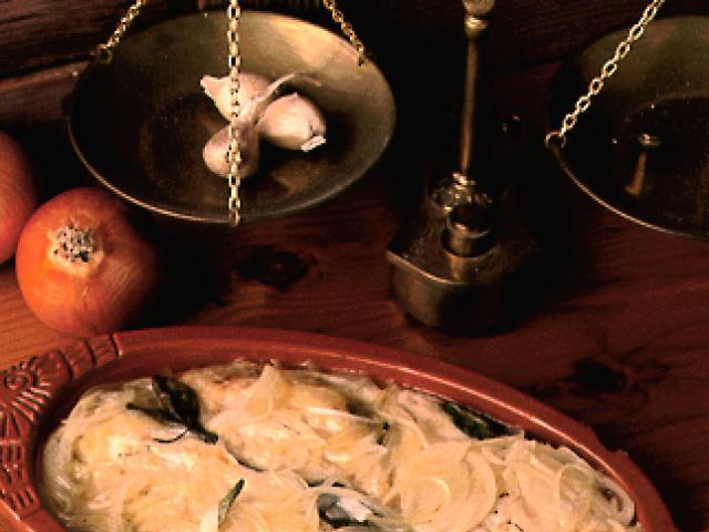 Torta salata al tartufo
