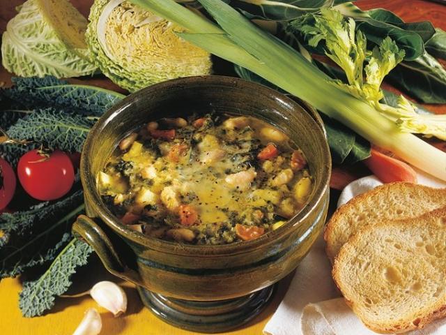 Zuppa di pane alla pistoiese