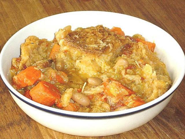 Zuppa di Rigaglie (zuppa del carcerato)