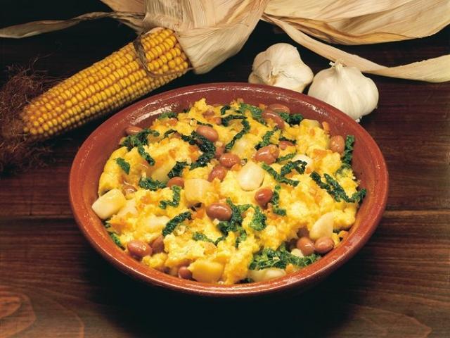 Infarinata (o farinata con braschette )