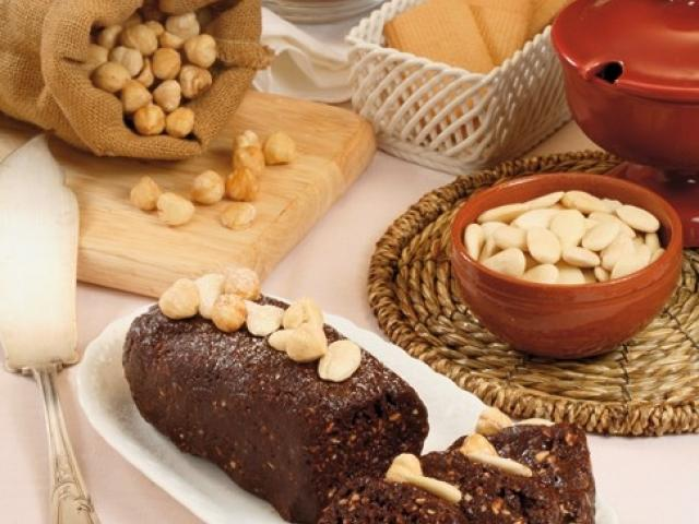 Salama di Cioccolata
