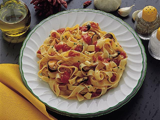 Lasagnette piccanti
