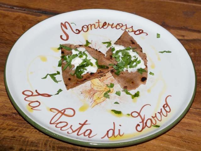 Piadina Monterosso
