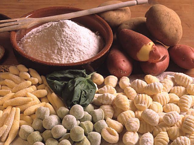 Gnocchi di grano saraceno allo speck