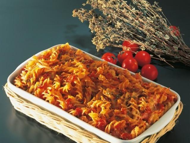Fusilli all'avellinese