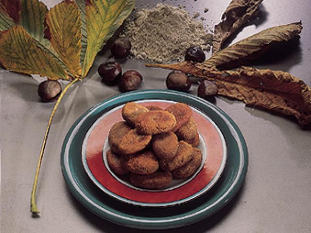 Frittelle di Castagnaccio