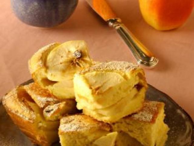 Schmarren di mele (Frittata dolce)