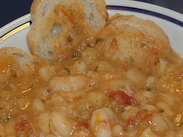 Zuppa di spolichini alla maruzzara