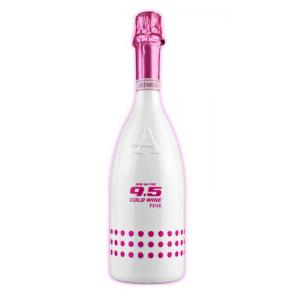 Nine dot five 9.5 Cold Wine Pink