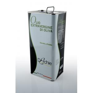 Olio extravergine di oliva lattina