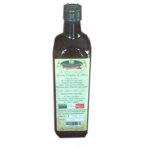 Olio in bottiglia: confezione 12 pezzi