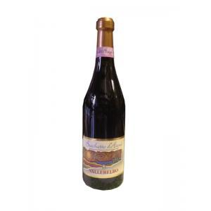Vino rosso Vallebelbo - Brachetto d'Aqui - 6 bottiglie