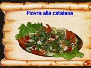 piovra alla catalana