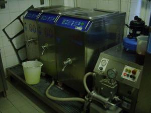 macchina dei gelati