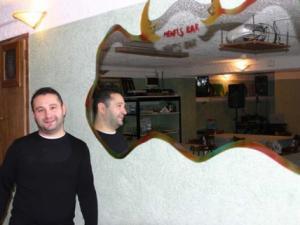 Specchio del locale