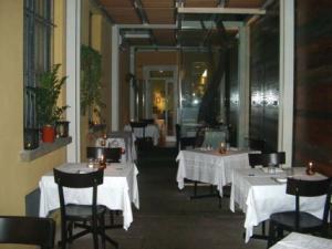 tavoli della sala