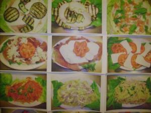 Cremeria Caffetteria Sardegna- piatti tipici