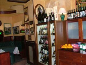 ristorante pub New Music- angolo del bar