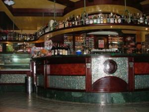 ristorante pub New Music- bancone