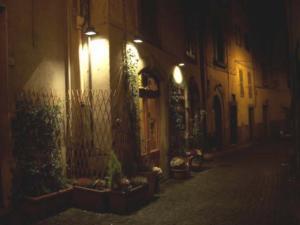 ristorante Villa San Michele- ingresso