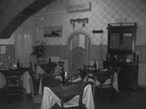 ristorante Villa San Michele- particolare interno