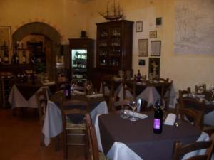 ristorante Villa San Michele- sala ristorante