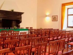 ristorante Casino di Caccia di Villa Lante- sala conferenze