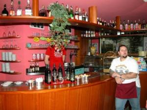 bar tavola calda Happy Time- bancone