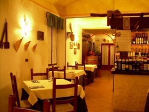 Ristorante La Cascina- sala ristorante