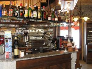 ristorante Venus- bancone
